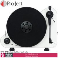 Pro-Ject VT-E BT Bluetoothlu Dikey Tak-Calıştır Pikap