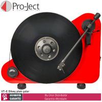 Pro-Ject VT-E Dikey Tak-Calıştır Pikap