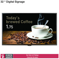 LG 32SE3B Edge-Lit LED IPS Digital Signage Monitör