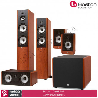 Boston Acoustics A250 5+1 Aktif Subwooferli Ev Sinema Sistemi