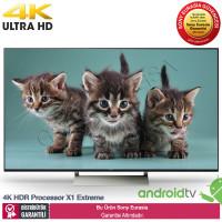 Sony KD-65XE9305 164 Ekran 4K HDR X1 Extreme LED TV