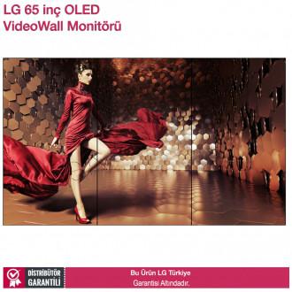 LG 65EV5C 65 inç 165 Ekran Full HD OLED VideoWall Monitörü