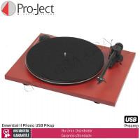Pro-Ject Essential II Phono USB Preamfili USB' li Pikap