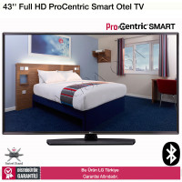 LG 43LV761H 109 Ekran Full HD ProCentric Smart Otel TV