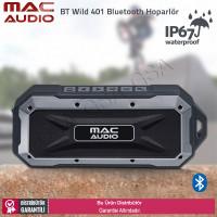 MAC AUDIO BT Wild 401 Su Geçirmez Bluetooth Hoparlör