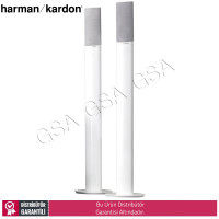 Harman Kardon HTFS 2 WQ Ev Sinema Sistemi Hoparlör Ayağı Beyaz