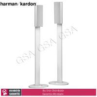 Harman Kardon HTFS 3 Beyaz Hoparlör Standı Çift