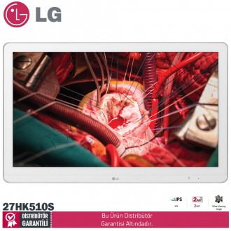 LG 27HK510S 2MP Full HD IPS Medikal Cerrahi Monitor