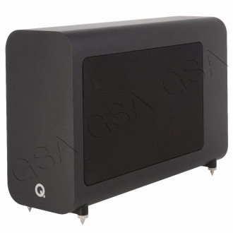 Q Acoustics 3060S Subwoofer Carbon Black