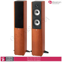 Boston Acoustics A250 Satin Cherry Kule Tipi Hoparlör