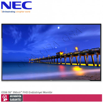 Nec Multisync E556 55 inc 350 cd/² Full HD Endüstriyel Monitör