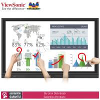 """ViewSonic IFP7560 75"""" InGlass Teknolojili 4K UHD ViewBoard Akıllı Tahta"""
