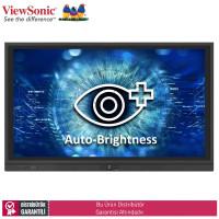 """ViewSonic IFP6560 65"""" InGlass Teknolojili 4K UHD ViewBoard Akıllı Tahta"""