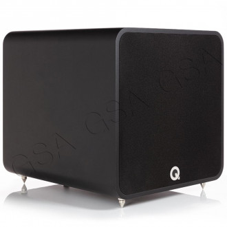 Q Acoustics Q B12 Subwoofer Carbon Black