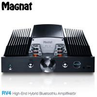 Magnat RV4 High-End Hybrid Entegre APTX Bluetoothlu Lambalı Amfi