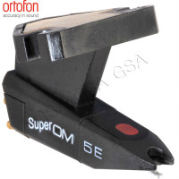 Ortofon Super OM 5E Pikap İğnesi / Cartridge