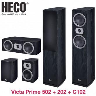 HECO Victa Prime 502 5.0 Ev Sinema Sistemi Hoparlör Seti