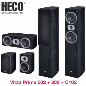 Sony STR-DN1080 + Heco Victa Prime 502 5.0 Set
