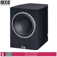 Heco Victa Prime Sub 252 Siyah 26cm 200W Aktif Subwoofer