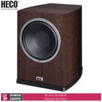Heco Victa Prime Sub 252 Espresso 26cm 200W Aktif Subwoofer